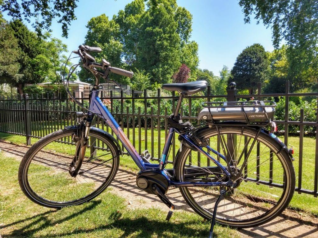 E-bike - elektrische fiets